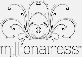 "I was honored to be chosen ""Miss Millionairess of the Day"" on Pinterest!"