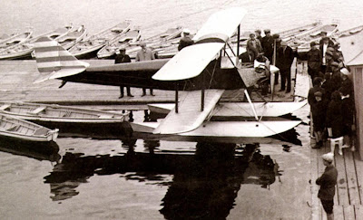 АИР-2С с поплавковым шасси