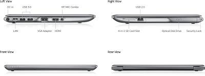 Ultrabook Terbaru Dari Samsung Series Ultra