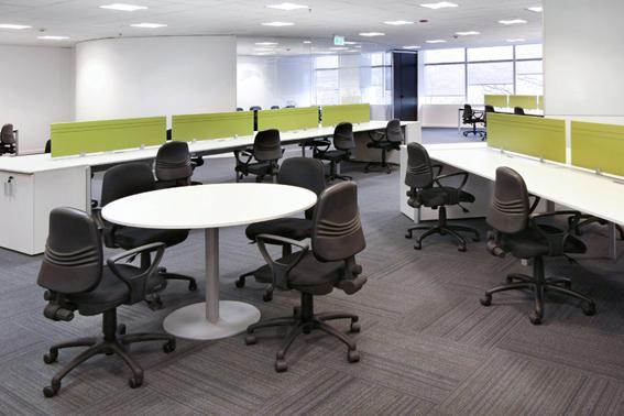 Arquiempresas industrias solano integraci n de l neas for Muebles de oficina wizzy