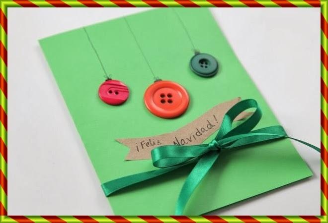 Blog cat lico navide o como hacer una tarjeta de navidad - Como hacer tarjetas de navidad ...