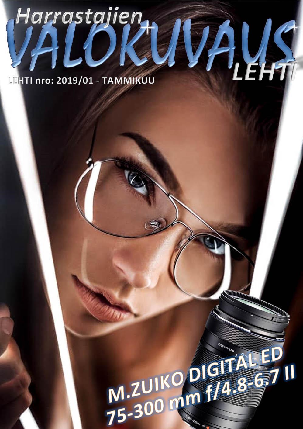 VALOKUVAUS-LEHTI 2019/01