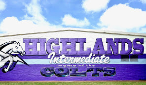 Home of the Highlands Intermediate Colts!