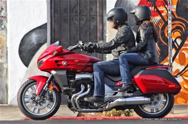 2014 CTX1300 Spy Photos Honda Motorcycles New Models CTX700 CTX Series