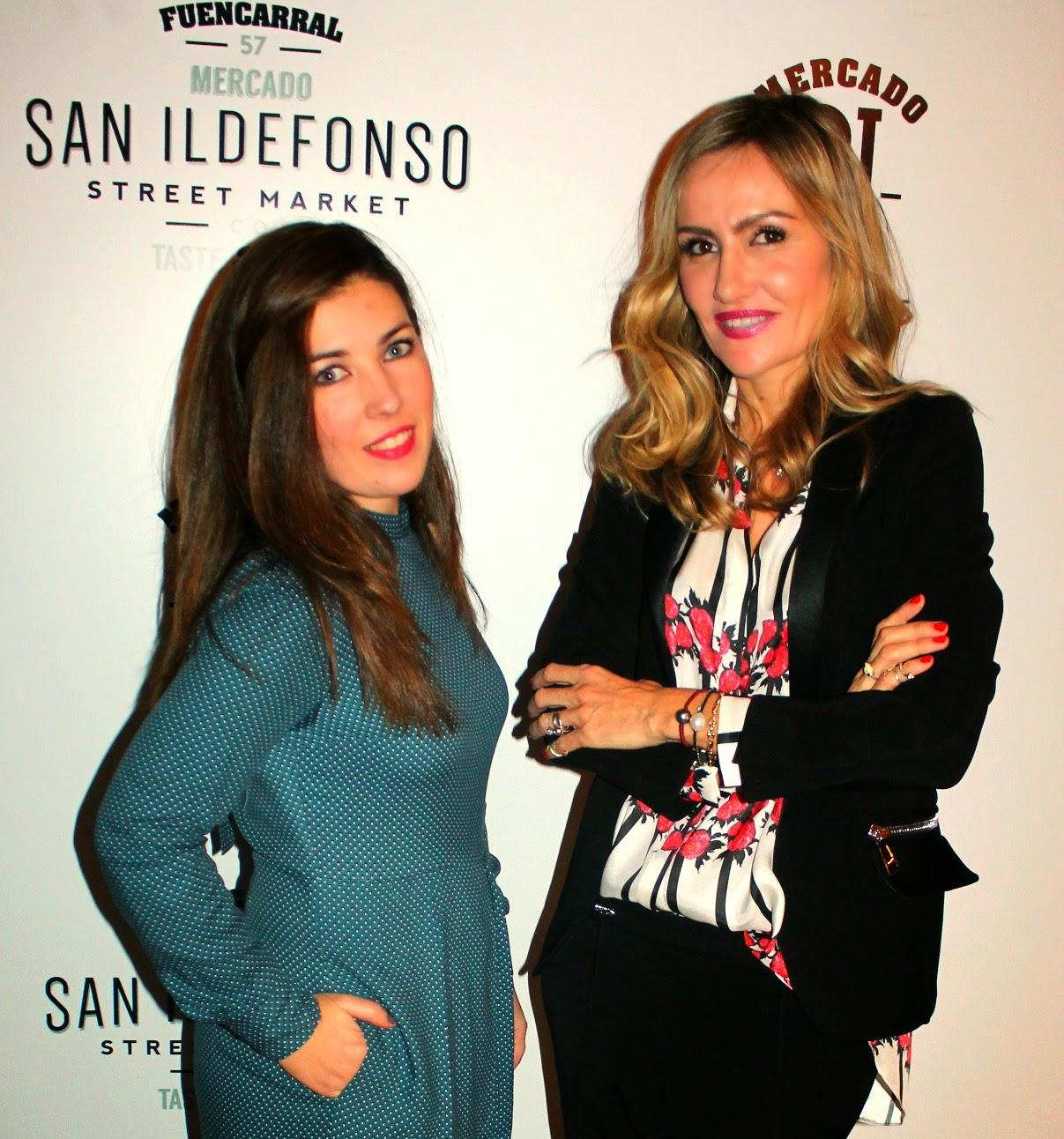 Sonia H Esencia Trendy, Clara Courel, periodista, event, Encuentros Bazar, El Mundo, Mercado de San Ildefonso, Asesora de Imagen, Personal Shopper, Luxe, Madrid, style, foody, press, moda, fashion, fashionblogger,