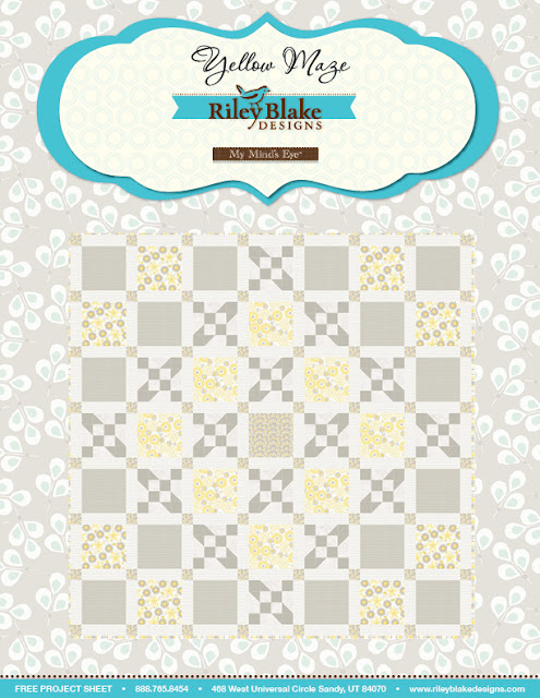 Willow fabric Riley Blake