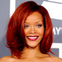 Great Haircolor: Red Hot at the Grammys