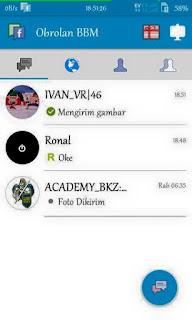 [BBM MOD] Facephone Jilid 6 By Pitoy Cana