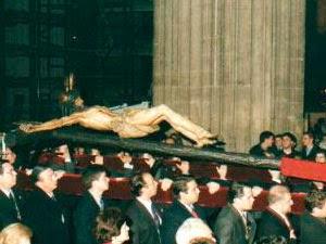 Stmo. Cristo del Calvario (H. Calvario) 2001