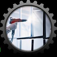 Технологический процесс производства защитно-декоративного порошкового покрытия с использованием цинкосодержащего грунтовочного слоя