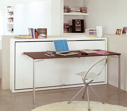 Resource Furniture: Italian Designed Space Saving Furniture