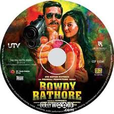 poster of rowdy rathore movie