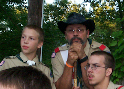 ScoutMaster Foster
