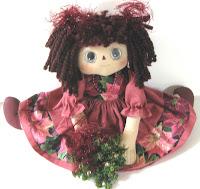 Christmas Poinsettia Ann