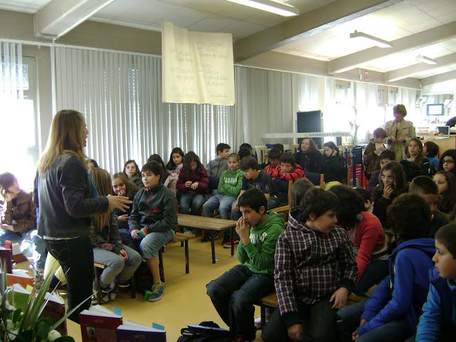 Escola Vieira da Silva em Carnaxide - 2 de Março de 2011