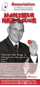 Dépliant Monsieur Nez Rouge