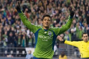 Exhibición de goles de Freddy Montero en la MLS
