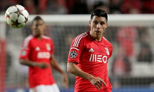 Enzo Perez seals Valencia move