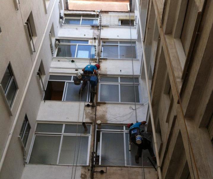 patios de luces pintor en m laga presupuesto gratis