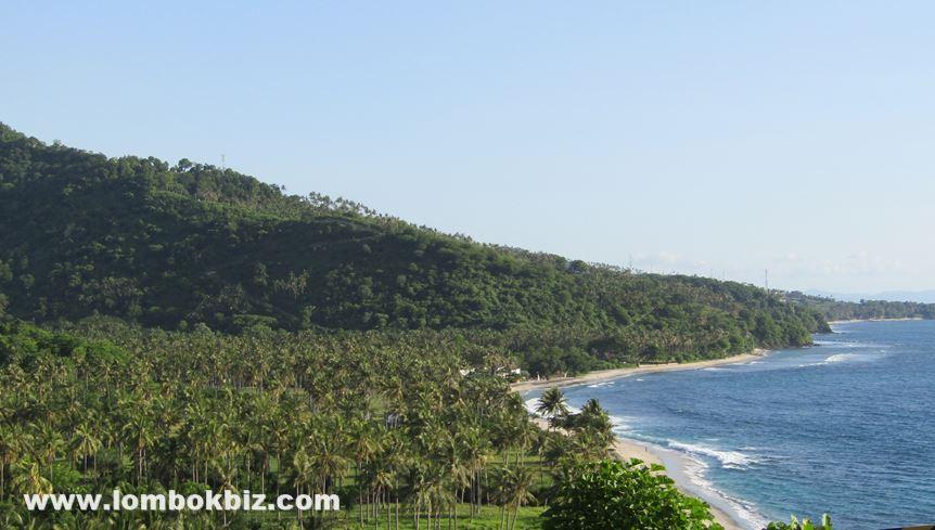 Pantai sebelum malimbu