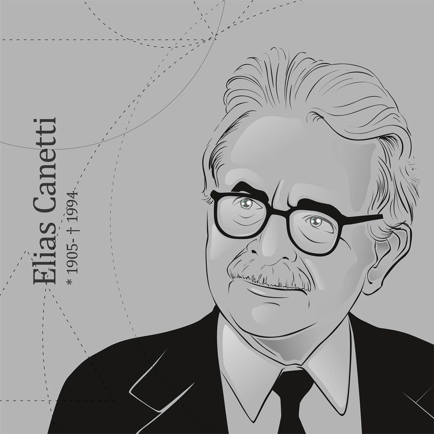 Hommage to Elias Canetti