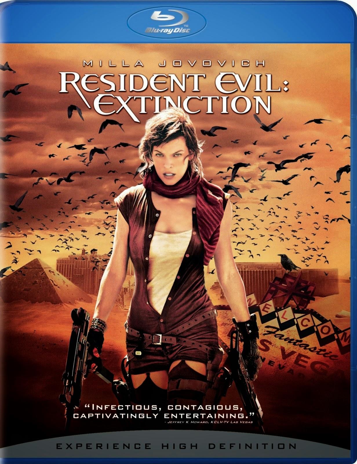Resident Evil :Extinction (2007) : ผีชีวะ 3 :สงครามสูญพันธุ์ไวรัส