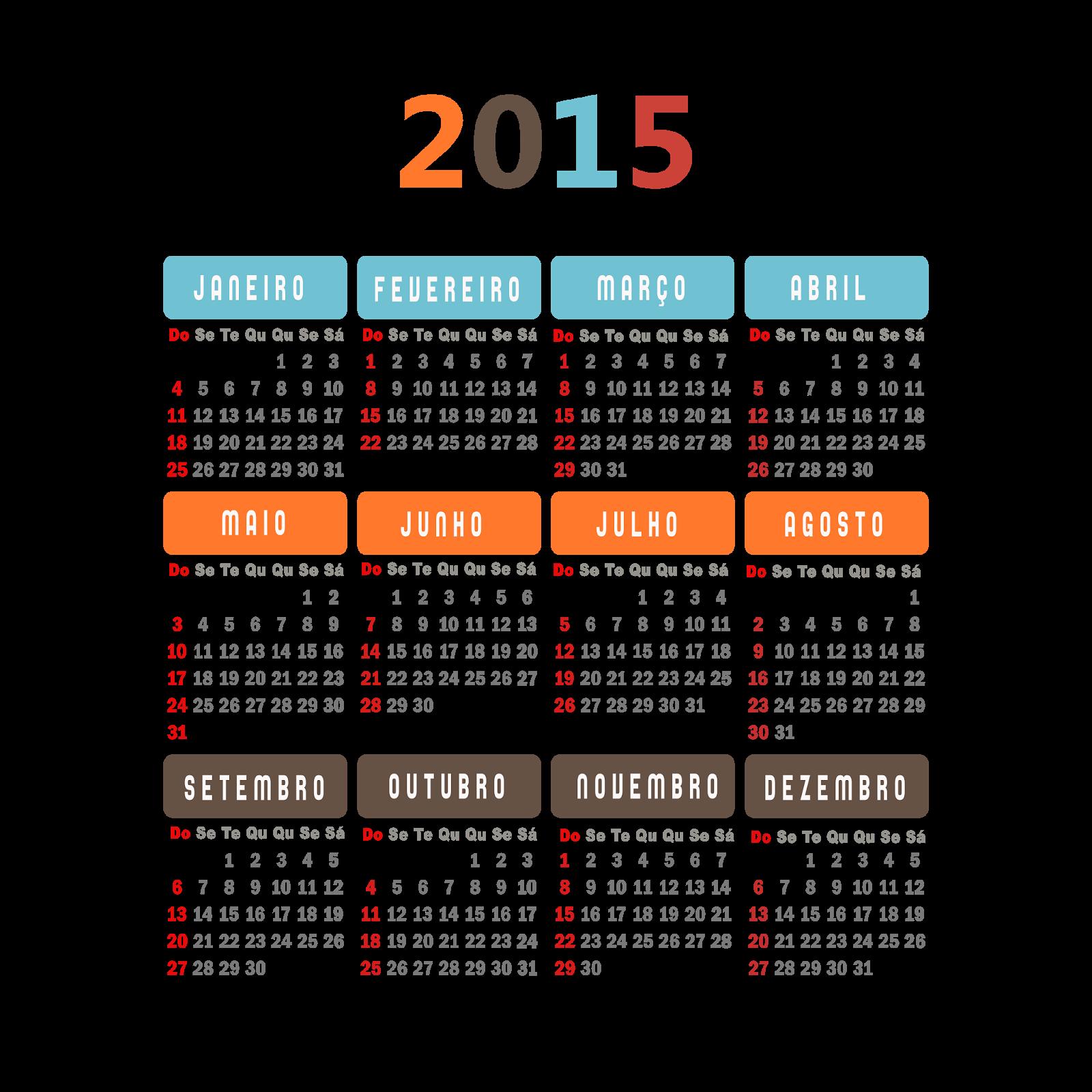 Feriados 2015