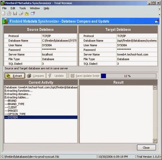 gambar program FirebirdSql