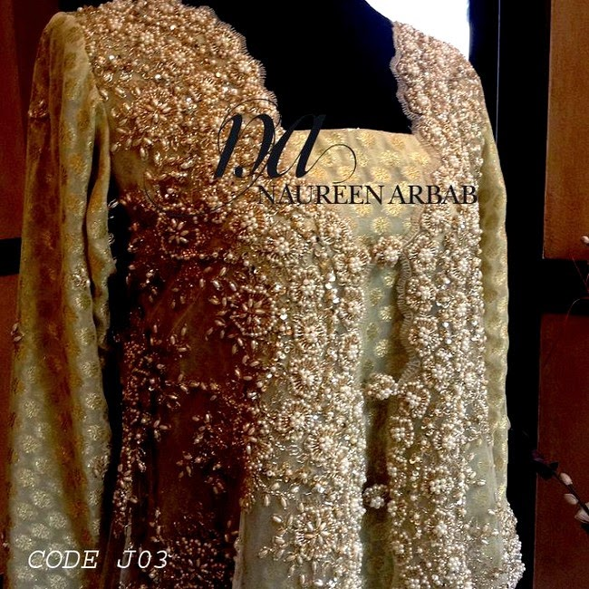 Naureen Arbab Clothing
