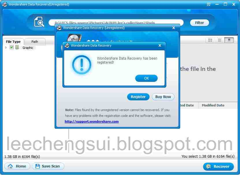 wondershare data recovery keygen