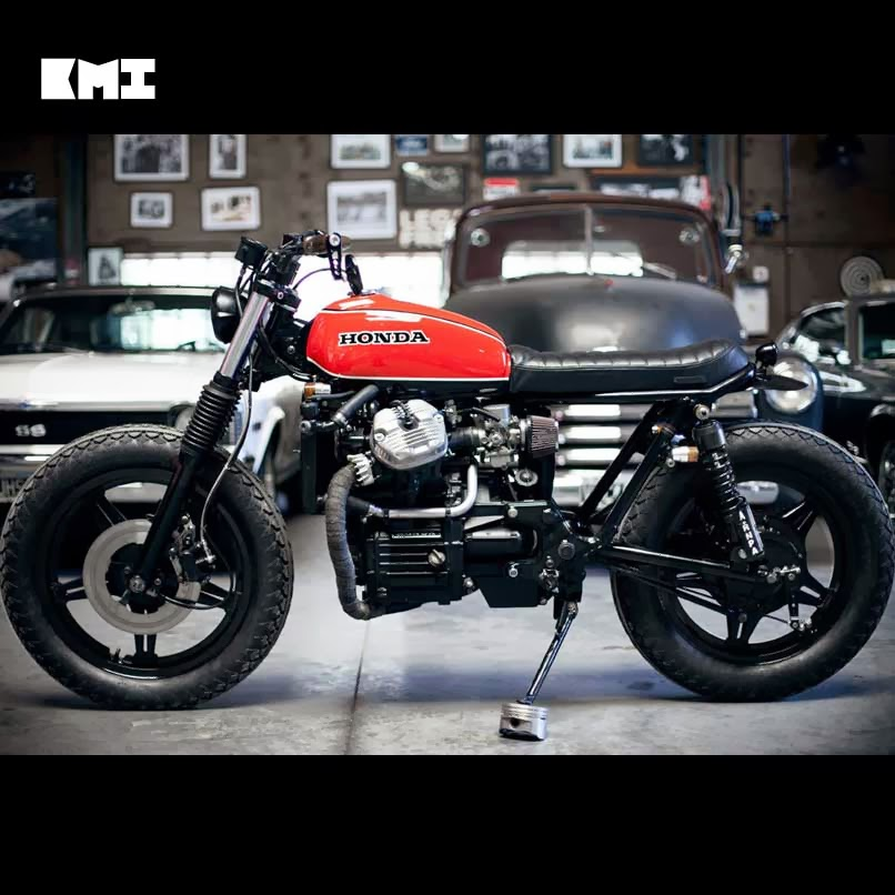 Karachi moto index herencia custom garage cx500 nirvana for Garage custom moto