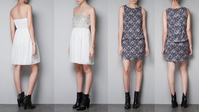 vestidos TFR - moda invierno 2013
