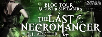 http://xpressobooktours.com/2015/06/25/tour-sign-up-the-last-necromancer-by-c-j-archer/