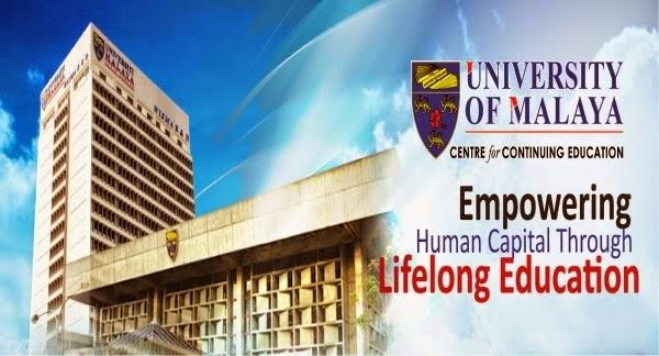 Jawatan Kerja Kosong University of Malaya Centre for Continuing Education (UMCCed) logo www.ohjob.info disember 2014