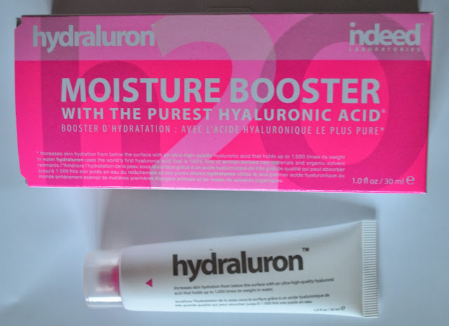 Hydraluron Moisture Booster - Beauty by Eff