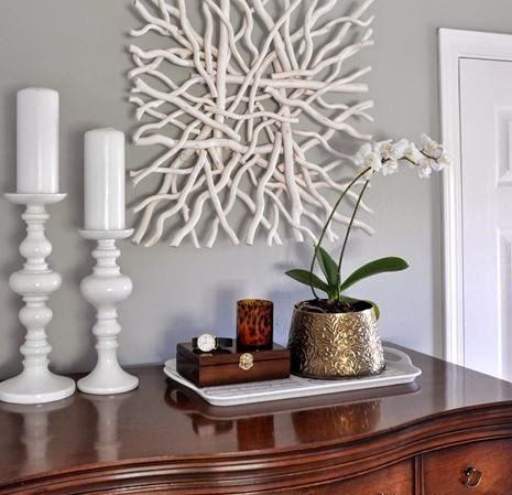Twig craft decoration art craft gift ideas for Art and craft decoration