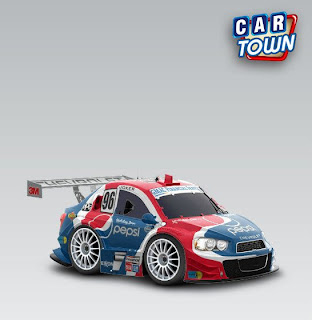 Chevrolet Sonic Stock Car 2012 Pepsi