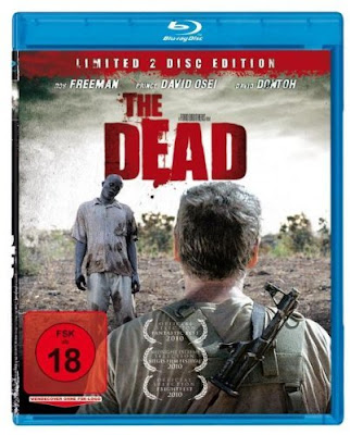 The Dead (2011) BRRip 480p Mediafire