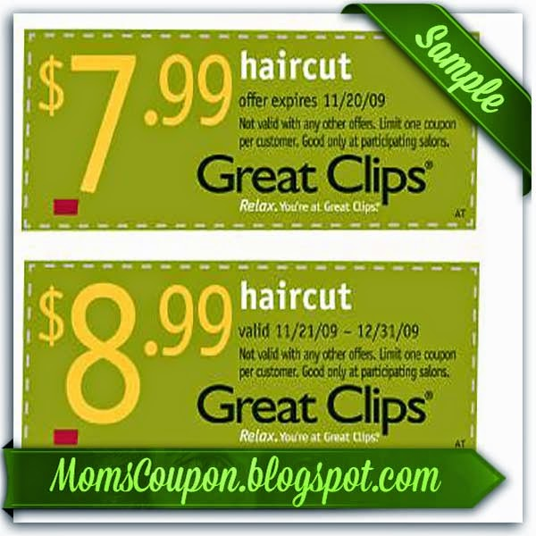 Great clips discount coupon