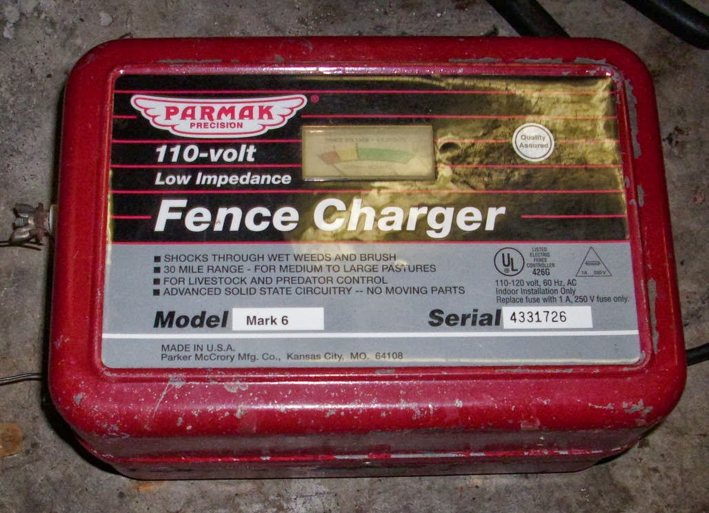 Steves fix it shop electric fence charger repair electric fence charger repair sciox Choice Image