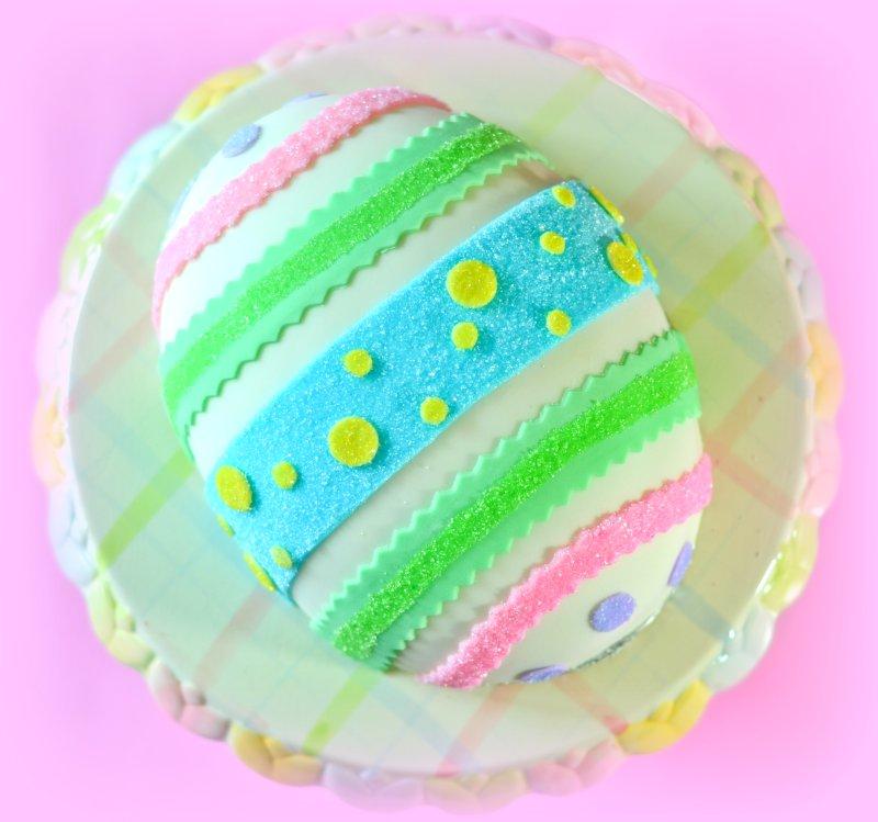 Wilton Easter Egg Cake Pan Recipe
