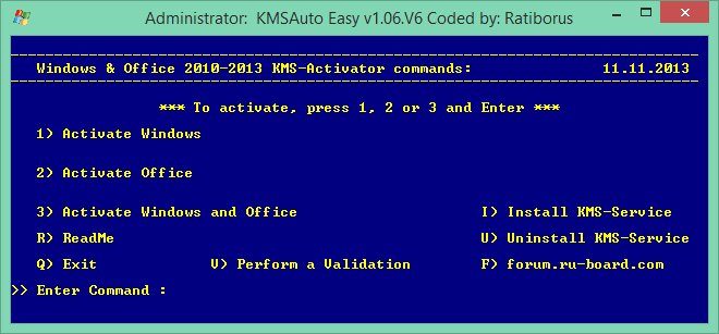 KMSAuto Easy 1.06.V6 Download