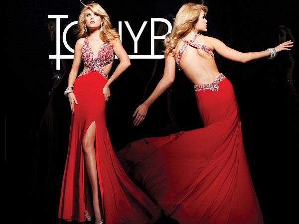 WhiteAzalea Prom Dresses: Tony Bowls Prom Dresses 2013 Spring Collection