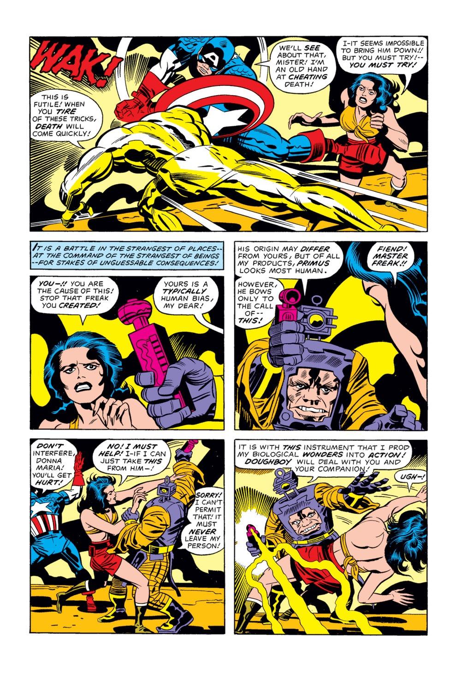 Captain America (1968) Issue #210 #124 - English 3