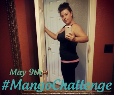 las vegas bloggers mango challenge