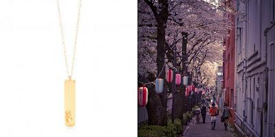 City Love - Tokyo - Gorjana necklace