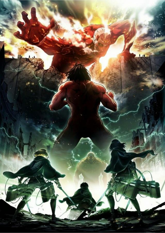 Tấn Công Người Khổng Lồ Phần 2 - Attack On Titan Season 2 (2017)