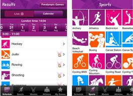 Official London 2012 Results Application, download mobile applications for olympic 2012, olympic live score mobile application for android, live score application for iOS, java