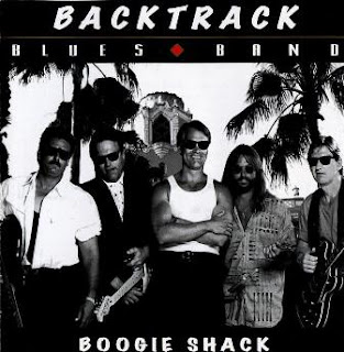 Backtrack Blues Band - Boogie Shack 1995