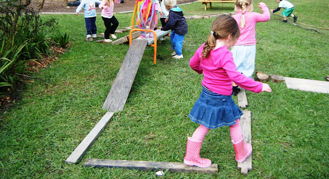 let the children play: play based learning